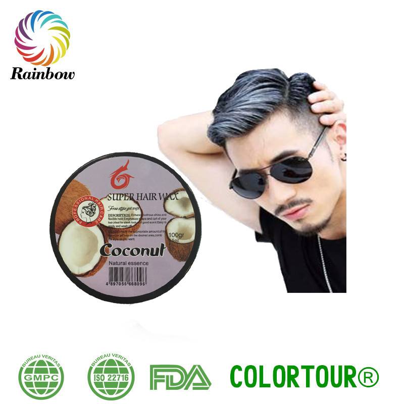 Colortour Non-greasy Pomade Water Based And Fruit