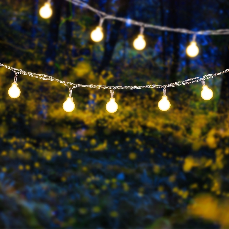 Garden Solar Globes Find