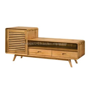 Modern Contemporary Wooden Teak Tv Cabinet Buy Retro Wooden Tv Cabinet Classic Elegance Tv Cabinet New Trendy Teak Wood Tv Cabinet Product On