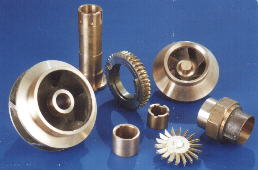Custom CNC Machining Parts / CNC precision turning parts / investment casting stainless steel parts