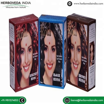 Indian Henna Powder Hair Dye Colors - Henna Powder With Barium Peroxide -  Buy Indian Henna Bigen Powder Hair Dye Colors,Harmless Hair Dye,Powder ...