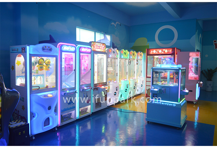 Coin Operated Happy Bouncing lucky Ball Lottery Redemption Ticket Game Machine For Sale