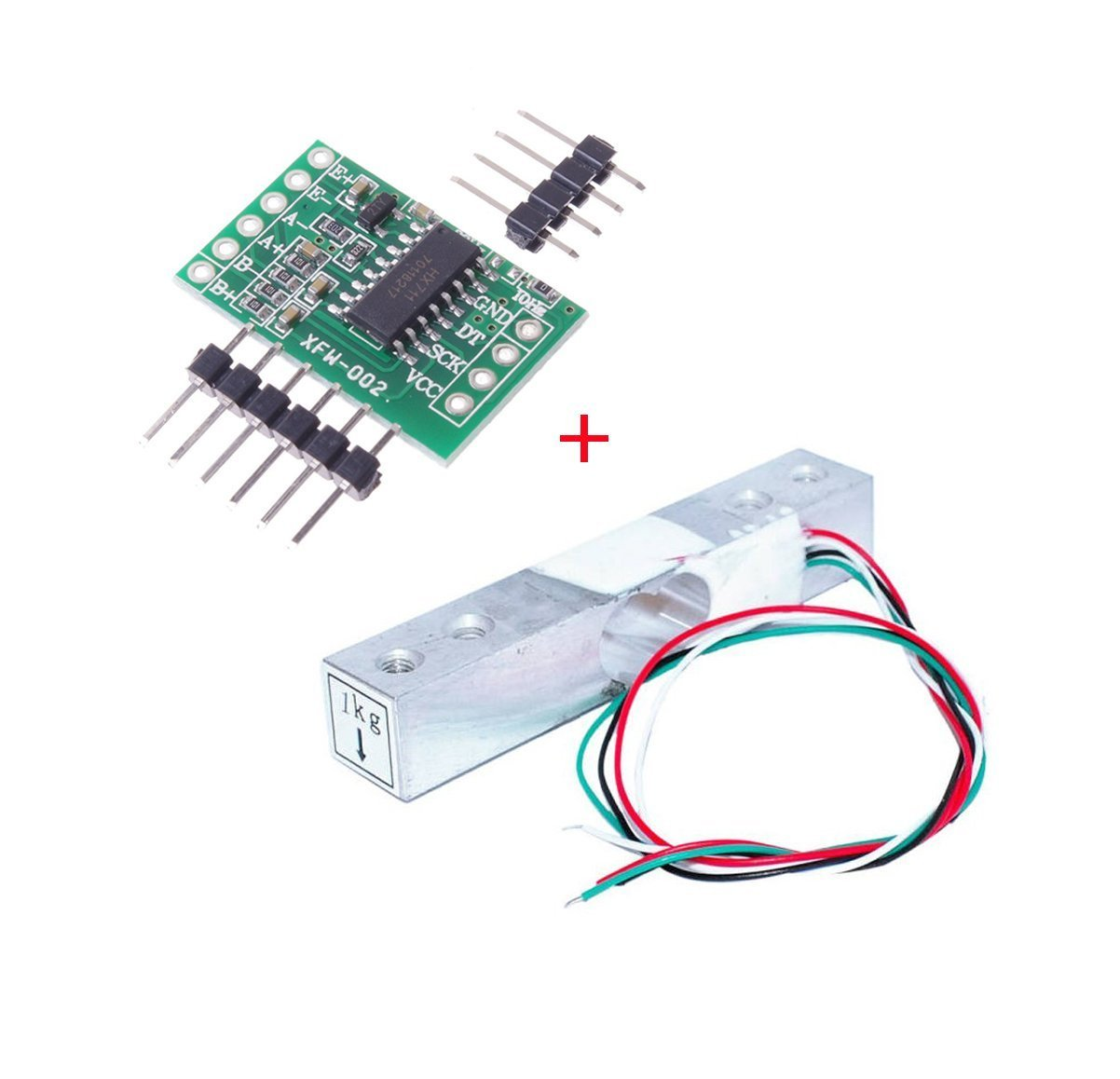 Load Cell Weight Sensor PSD-S1 S Type Load Sensor for Electronic Kitchen Scale 50kg 50//100// 300//2000 KG