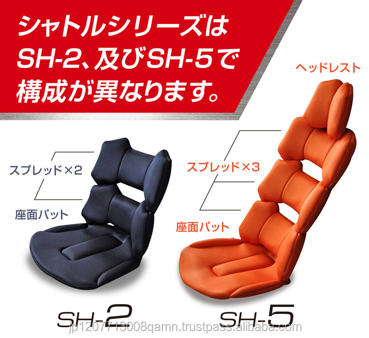 Breathable is not easy to deformation for Office Chair seat and Car Seat Lumbar Support Cushion