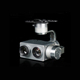 FH310IR-TR Thermal Imaging30X Optical Zoom Drone Camera with 3-axis Gimbal UAV Camera for Security Monitoring(T30X-500W)
