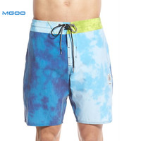Custom LOGO factory digital print Polyester Swimwear Trunks printing cloud swimming shorts beach shorts OEM board shorts