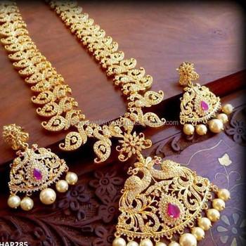 173146430 Cz Necklace Jewellery Supplier Manufacturer