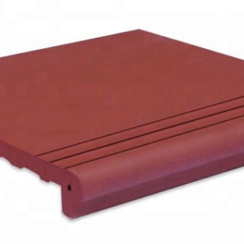 Pert Australia Swimming Pool Border Tile Stair Clay Stepnose Terracotta Border Tile Vietnam