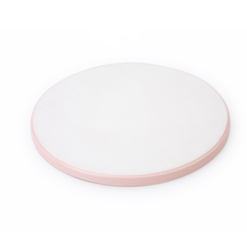 product-Two Eight-Traditional Crockery Porcelain Chinaware Hotel Round Baking Tray, Wedding Plates S-1