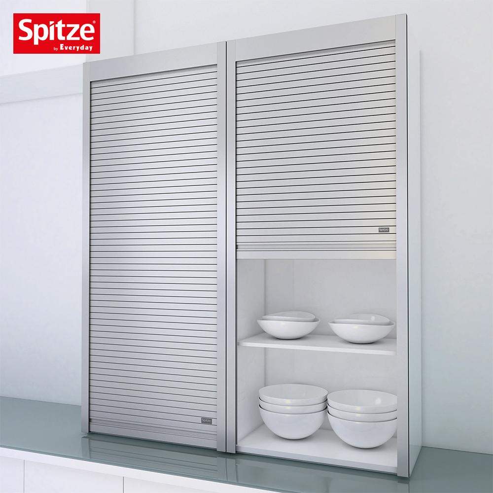 Space Saving Kitchen Cabinet Roller Shutter Door - Buy ...