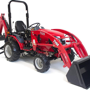 Tym Tractor, Tym Tractor Suppliers and Manufacturers at