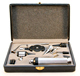 New Diagnostic Set with Otoscope Ophthalmoscope Dermatoscope