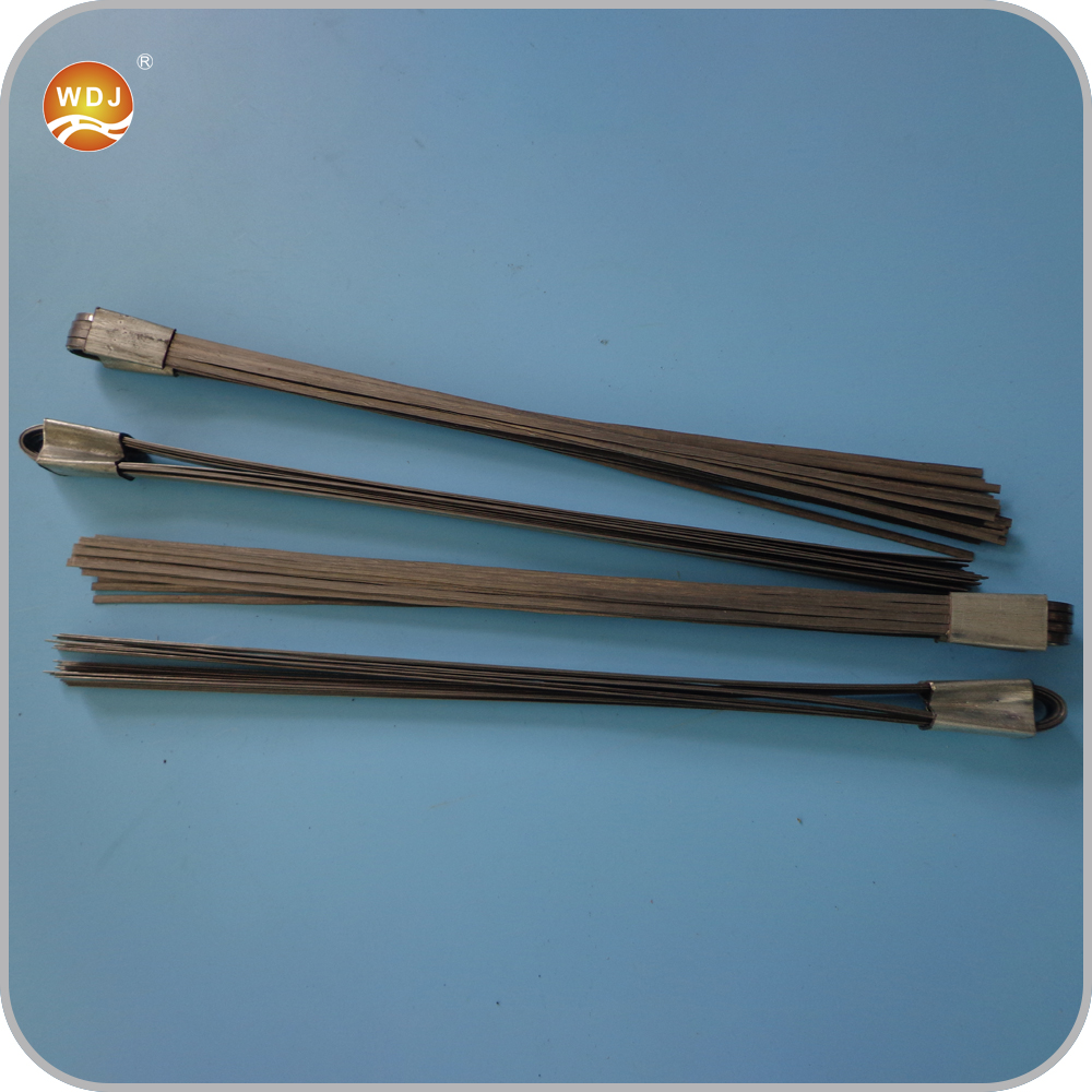 Broddway Sweeper Brush Bundle Flat Steel Wire For Side Broom Senior ...