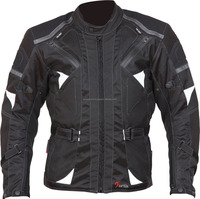 Textile Waterproof Motorbike Racing Cordura Jacket