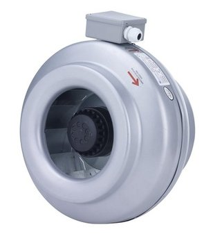 INLINE CENTRIFUGAL DUCT FAN GDF