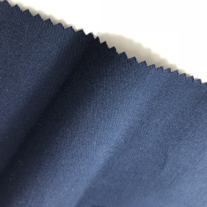 20*16 128*60 fire resistant antistatic industrial safety clothing cotton twill fabric