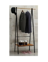 bedroom clothes hanger stand