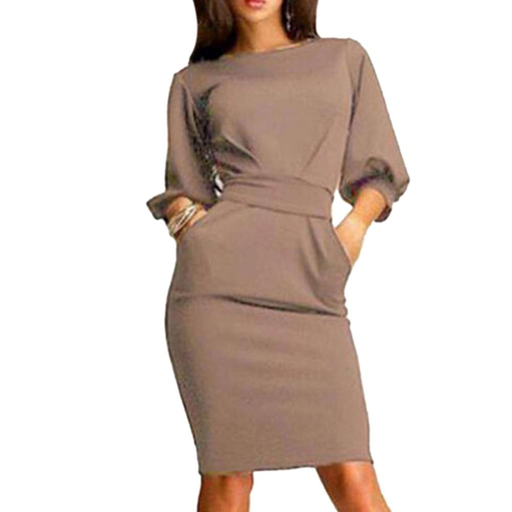Womens-Long-Sleeve-Clubwear-Formal-Evening-OL-Mini-Dress-Bodycon-Hot-SHM4 (1)