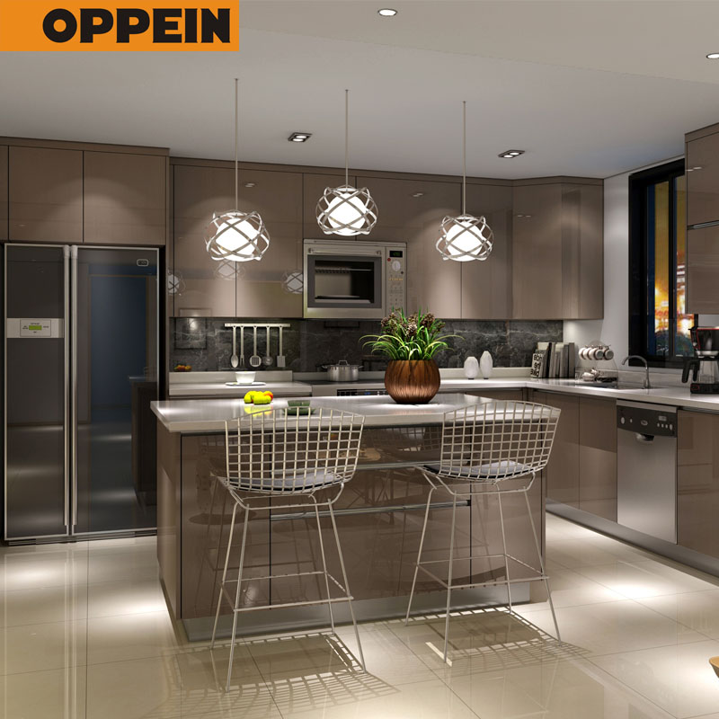 American Project High Gloss Pvc Modular Kitchen Unit Cabinet Designs Buy Kitchen Cabinet Pvc Kitchen Cabinet American Kitchen Cabinet Product On Alibaba Com