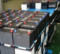 Drained Lead Acid Battery Scrap / Motorcycles and Car batteries !!!!