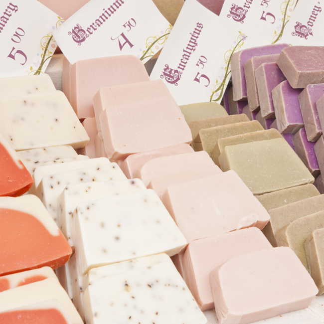 Private Label Soap Bars (Private Label & OEM)