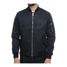 Nieuwste Winter Fashion <span class=keywords><strong>kleding</strong></span> Nylon hooded bomber jacket