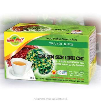 tè ai funghi cinese per dimagrire