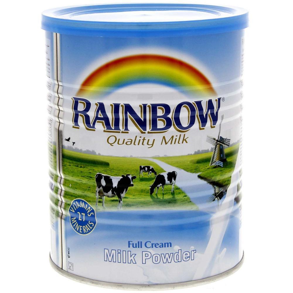 Rainbow Evaporated Milk Powder from Holland