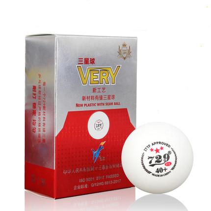 Friendship 729 3 star 40+ cheap seam professional table tennis ball