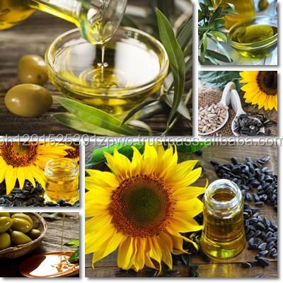 Pure 100% Quality Refined Sunflower Oil
