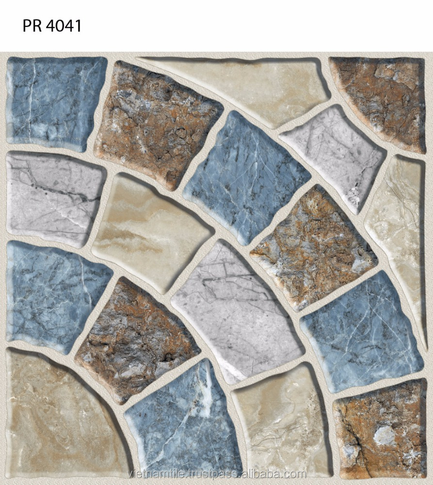 40x40 ceramic courtyard floor tile