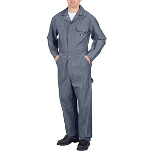 Dickies Fire retardant safety coverall protective coverall with reflective tape workwear for