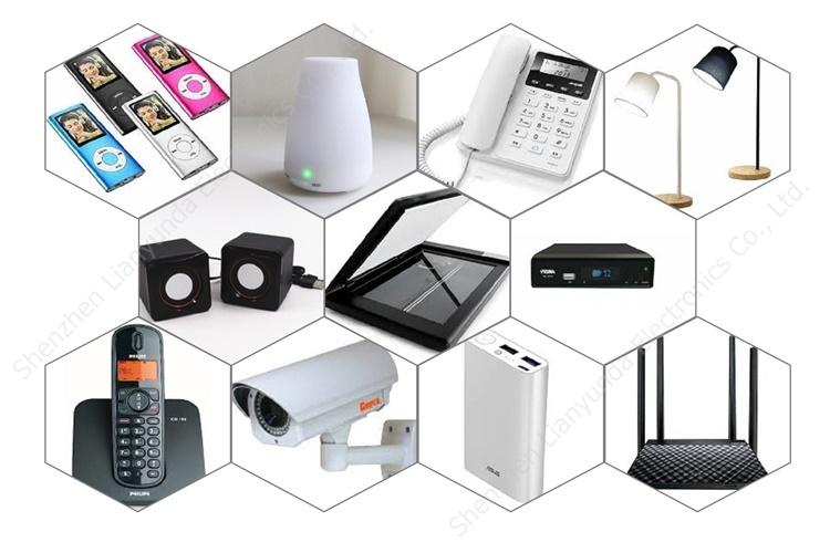 wall portable usb charger output 5v 800ma 300ma