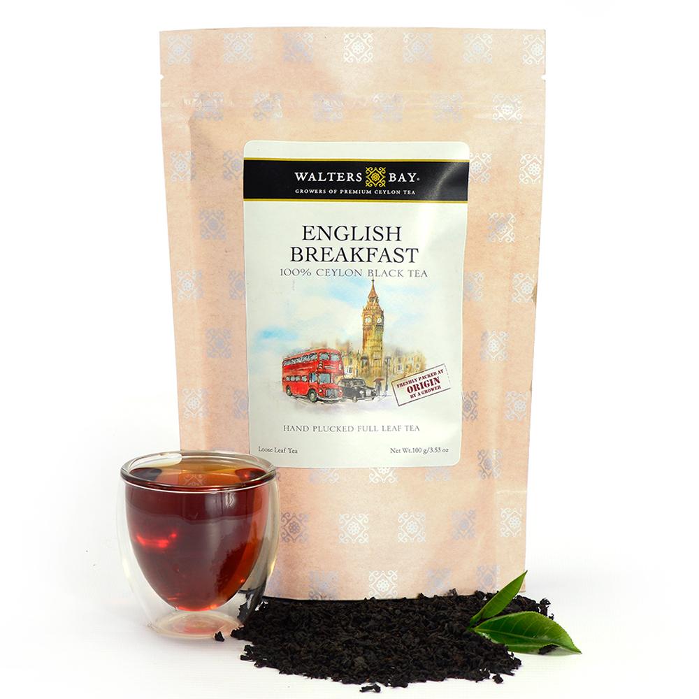English Breakfast Ceylon Tea Suppliers Lipton Pyramid 25s And Manufacturers At