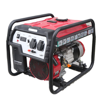 Hot sales direct factory portable gasoline generator 5Kw