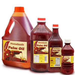 Refined/Crude ReD Palm Oil from Thailand