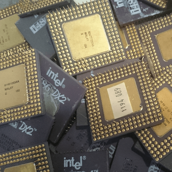 Best Quality Intel Pentium Pro Ceramic CPU Processor Scrap
