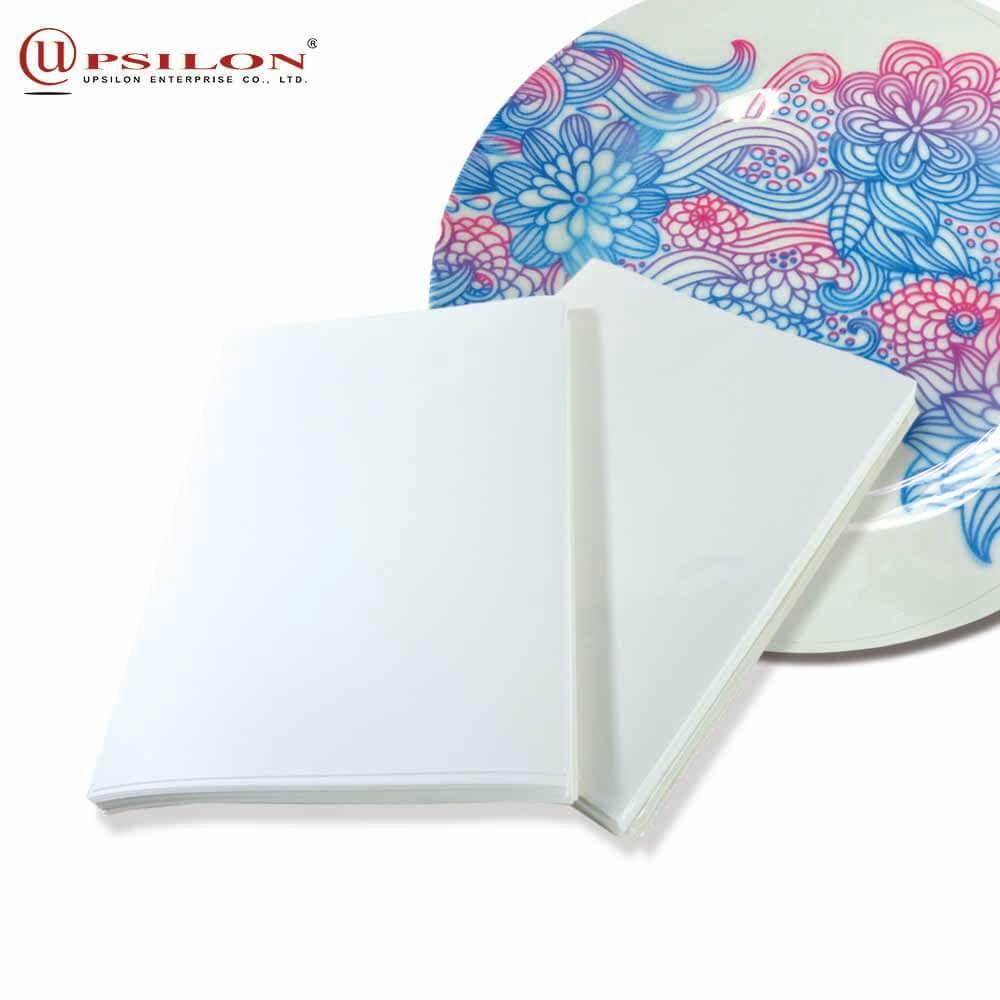 Papel de Transferência Térmica de Sublimação de Porcelana A4