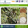 Cost Effective Guar Gum Powder as Food Stabilizer for Bulk