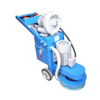 Electric high efficiency surface polishing floor grinding machine