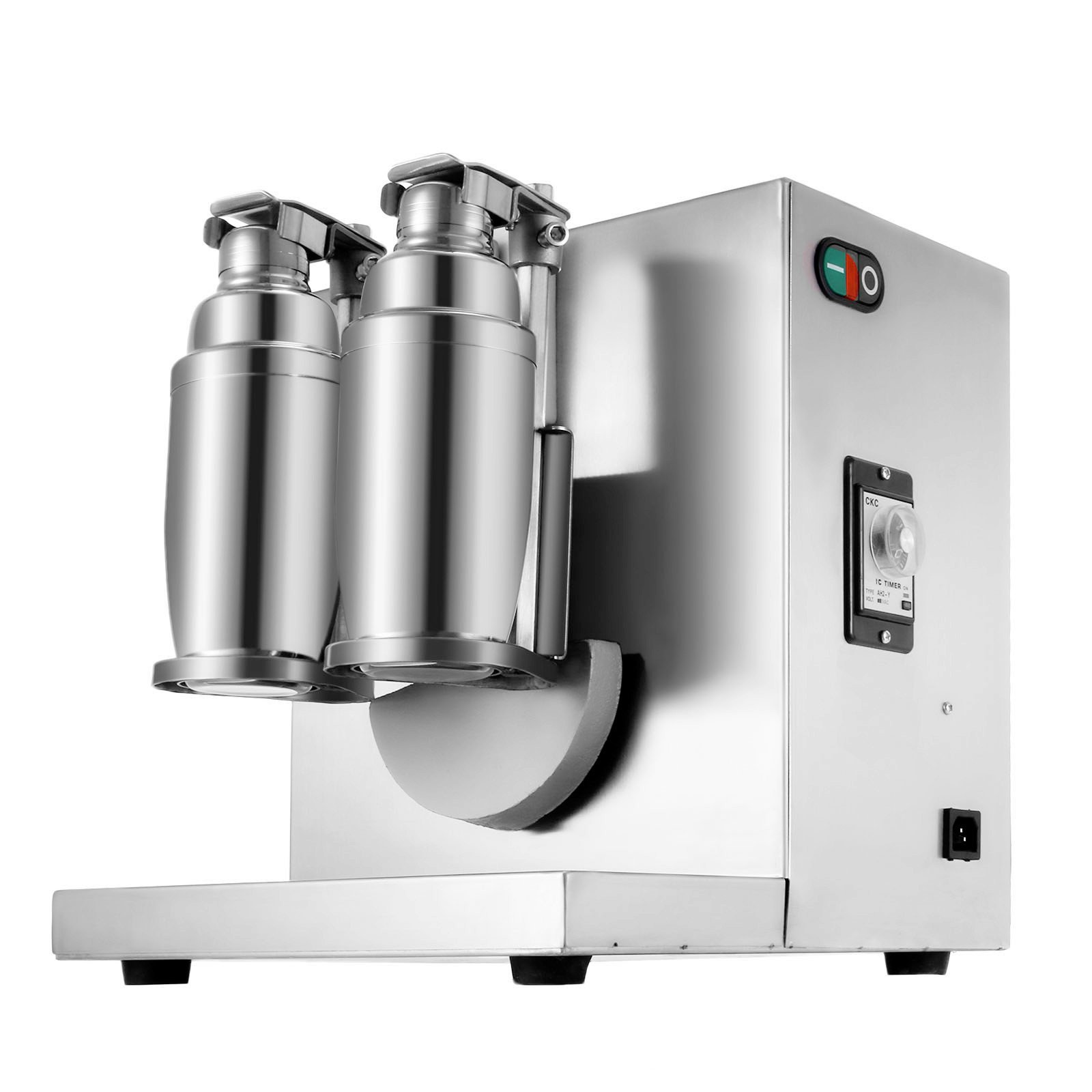 Milk Tea Shot Shaker//Bartender//Mixing Pot 17 oz//500cc 18012 FixtureDisplays Transparent Polycarbonate Cocktail