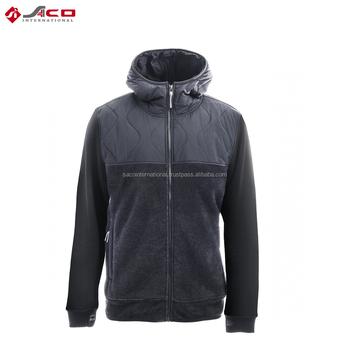 fb73bc1d937a 2018 Fleece Upper Jackets Zipper For Men - Buy Unisex Fleece Hoodie ...