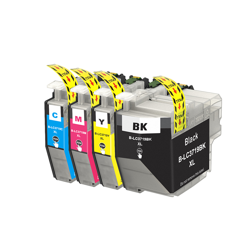 New Compatible Ink Cartridge for Brother LC3719(3717) With Best Price