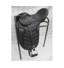 Esclusivo della mucca softy Cuoio Dressage <span class=keywords><strong>Treeless</strong></span> <span class=keywords><strong>Sella</strong></span> <span class=keywords><strong>in</strong></span> freemax stile