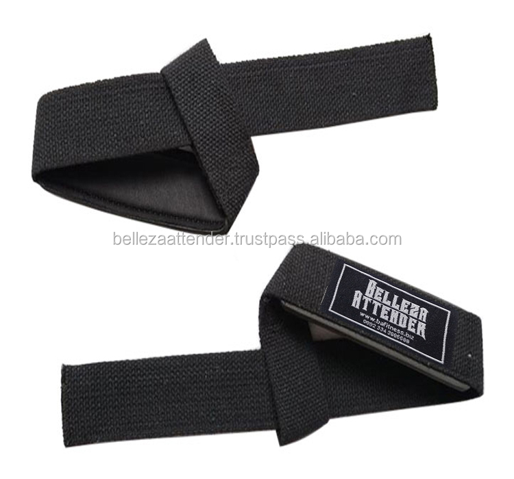 Weight Lifting Training Gym Straps Hand Bar Wrist Wraps Heavy 100% Cotton World Top Gym Fit All Size Body Building Wrist Wraps