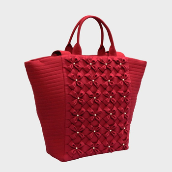 Shoulder Bags Smocking Bags Design Totes Flower For Lady Smocking  Bags,Smocking - Buy Smocking Bags,Smocking Patterns,Thailand Handmade  Product on