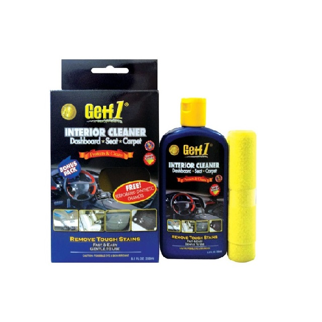 Maleisië Car Care Fabrikant Bonus Pack Interieur Cleaner-250 ml