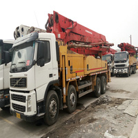 VOLVO 52m Mixed territory pump truck Sell at a low price