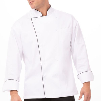 Executive Chef Coats Chef Uniforms Quick Production Low MOQ Light Weight Executive Chef Coat