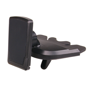 Universal CD Slot Car Mount Magnetic Phone Holder Cradle